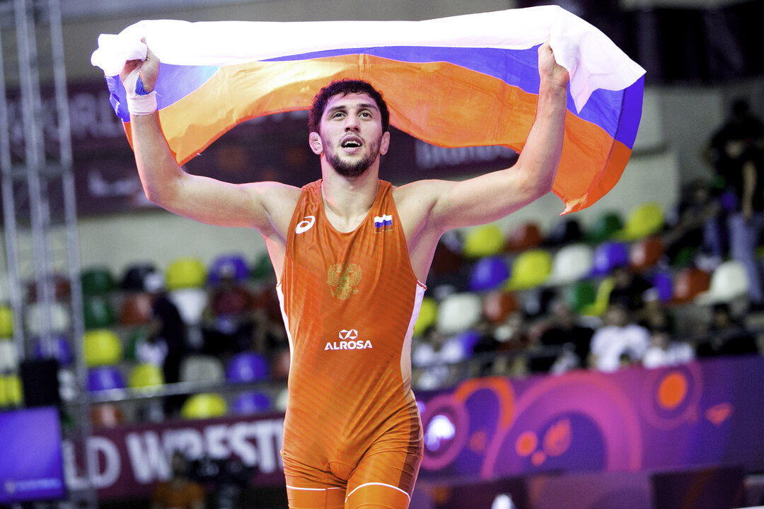 Pair Of Russians Looking To Build On World Titles At Ivan Yariguin United World Wrestling