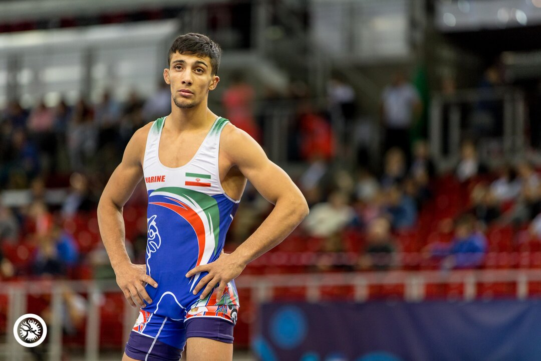 Younger Geraei Earns Shot at Asian Greco Gold